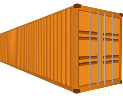 Household Goods Container Shipping